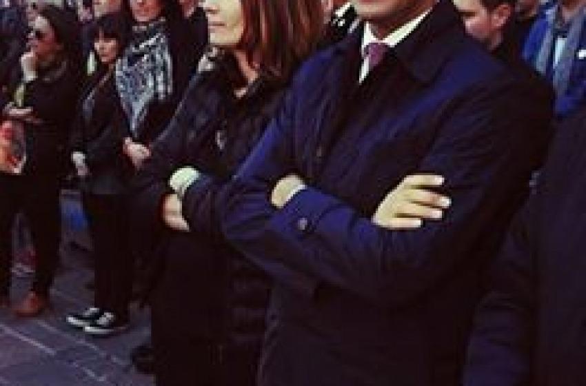"""Vasto verso le elezioni. Di Maio scalda la piazza aragonese: """"Vince Ludovica"""""""