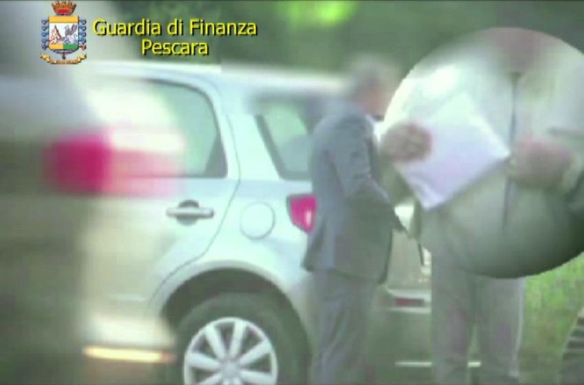 Funzionario dell'Agenzia delle Entrate e un consulente arrestati a Pescara per corruzione