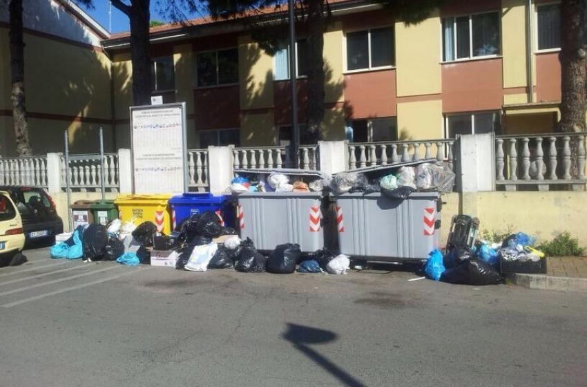 Montesilvano: (ri)affidato il servizio di raccolta dei rifiuti urbani