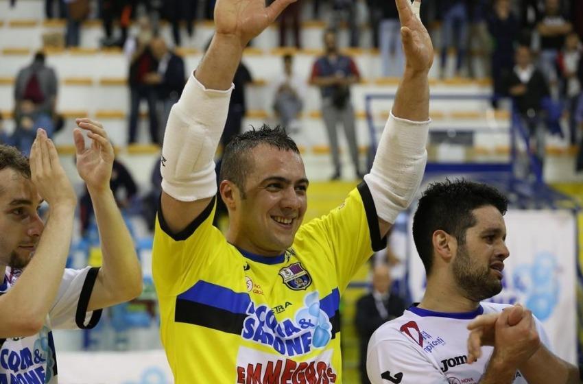 Calcio a 5, Acqua&Sapone: Mammarella 3° ai Futsal Awards