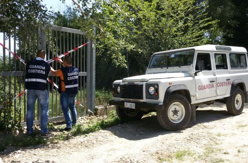 Fiume Pescara: sequestrato un altro impianto e individuati due nuovi scarichi fognari