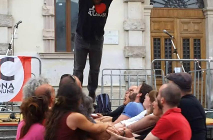 Comunali Sulmona: Alessandro Lucci, il candidato rock