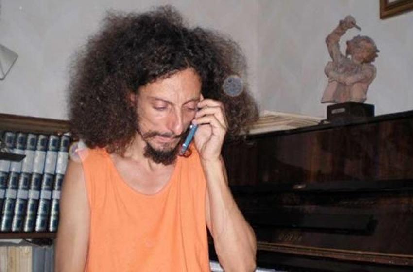 Il musicista teatino Pellegrini è in carcere perchè coltivava marijuana per la sua terapia