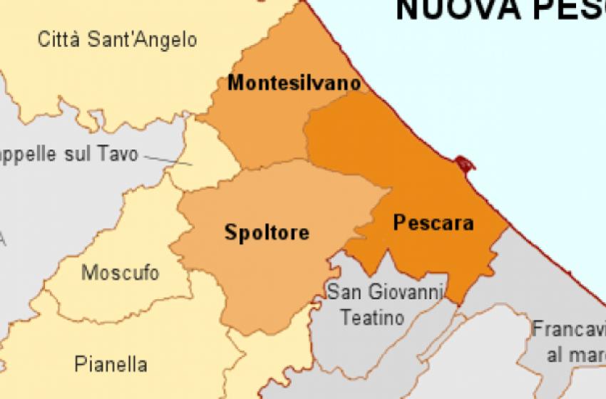 Nuova Pescara: entro gennaio 2019 avverrà la fusione con Montesilvano e Spoltore
