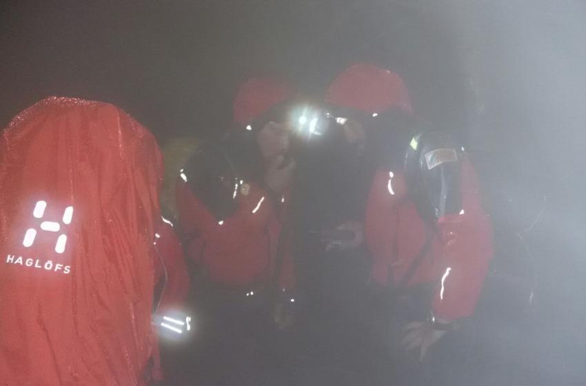 Boschi della Laga: notte all'adiaccio per due cercatori di funghi