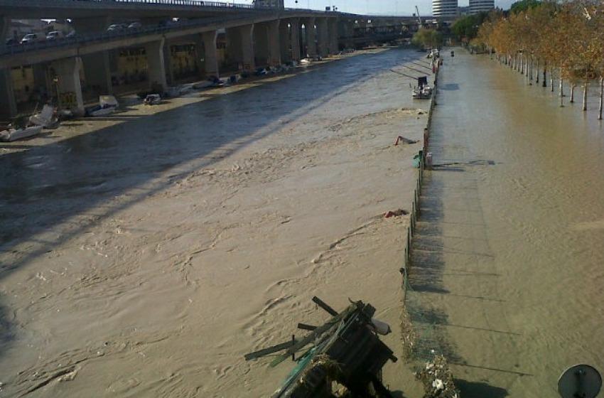 Vasche di colmata sul Fiume Pescara. La Regione Abruzzo indica la Commissione