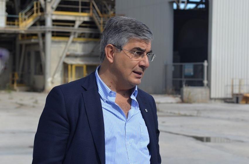 Luciano 'Ovunque' promette un nuovo 'Fuori Uso' e la riqualificazione dell'ex Cementificio