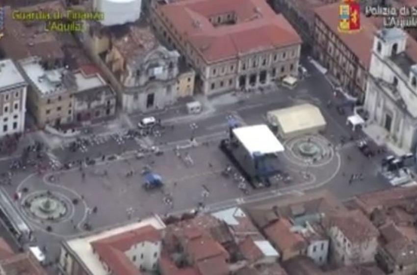 """Inquietanti dati sul terremoto abruzzese, tuona la GdF: """"Irregolari due appalti su tre"""""""