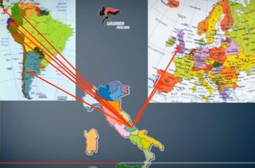 """L'Abruzzo non è più una """"isola felice"""": c'è anche la potentissima 'Ndrangheta"""