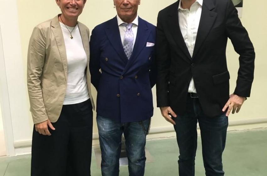 Sottosegratario Chiavaroli in Val Di Sangro per visitare la start up di Pietro Ferrante