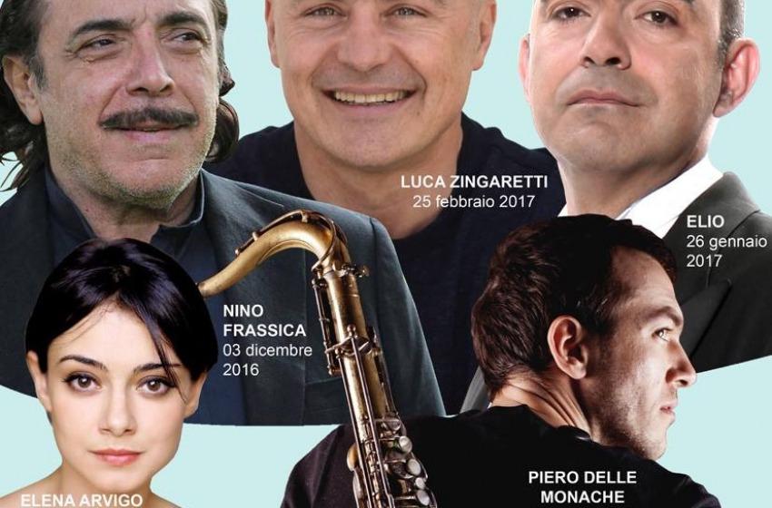 Grandi nomi per la stagione teatrale 2016–2017 del Teatro Massimo di Pescara