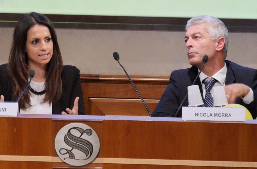 """Presentata in senato applicazione M5S """"E Learning"""". Curatrice la pescarese Enrica Sabatini"""