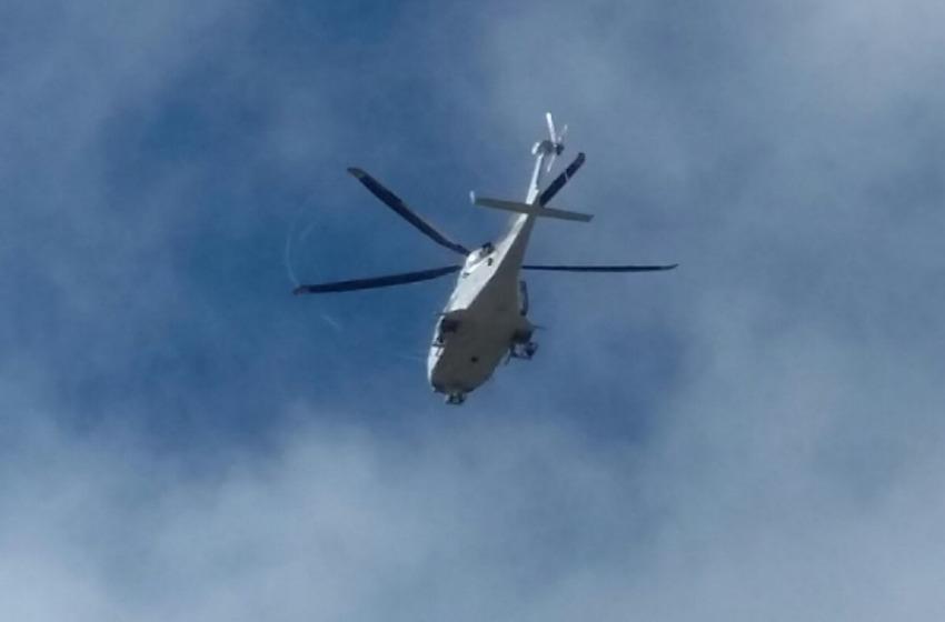Escursionista milanese recuperato sul Gran Sasso. Guarda video del Soccorso Alpino