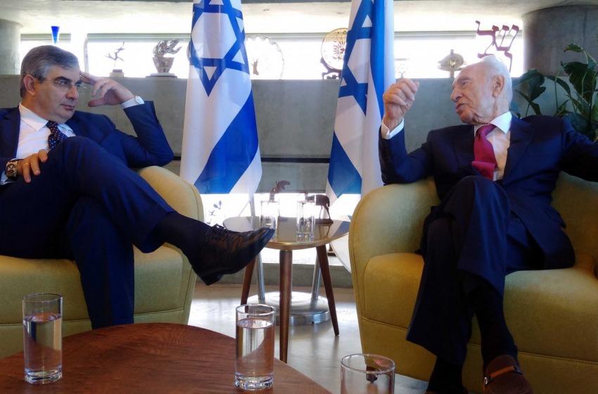 """Luciano D'Alfonso """"addolorato"""" per la scomparsa dell'ex premier israeliano Shimon Peres"""