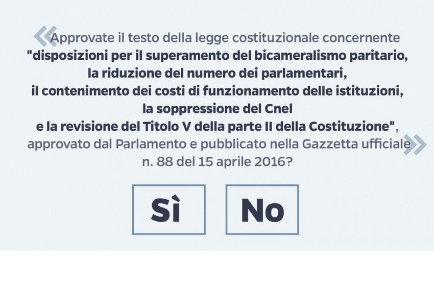 """Co.Re.Com. Abruzzo: regime di """"Par Condicio"""" per il referendum del 4 dicembre"""