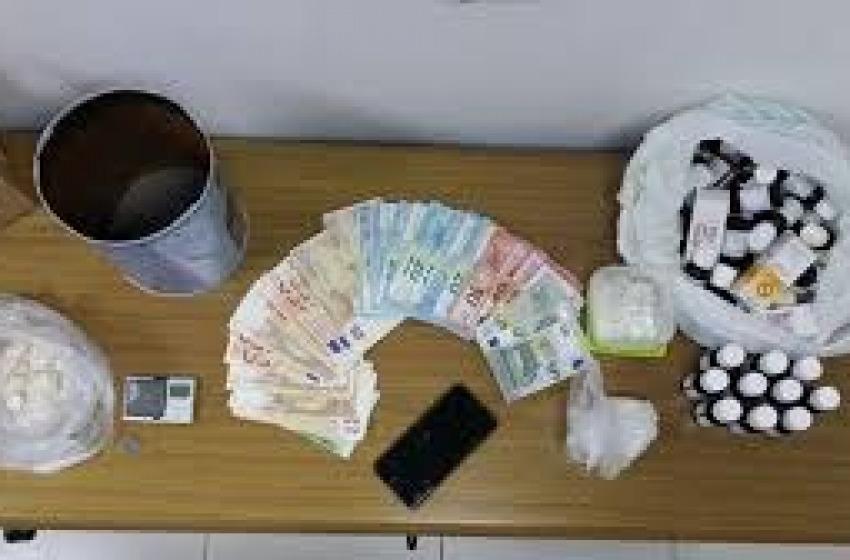 Blitz dell'anti-droga nel Progetto Case: spacciavano cocaina, eroina e metadone