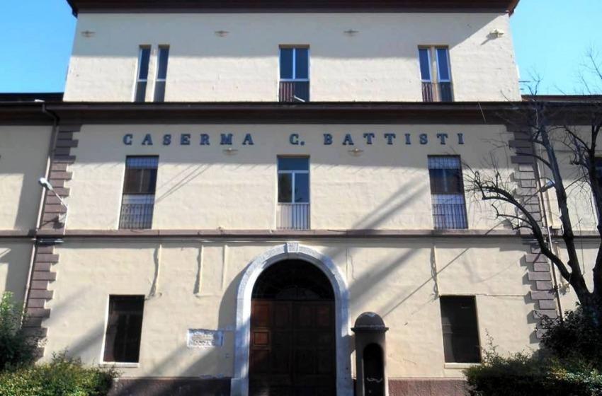 Sulmona: l'ex Caserma Battisti è stata affidata al Comune