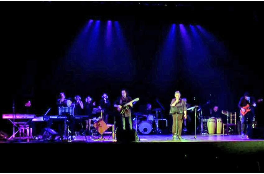 La band abruzzese 'I Got James' in concerto a Chieti per il piccolo Valerio