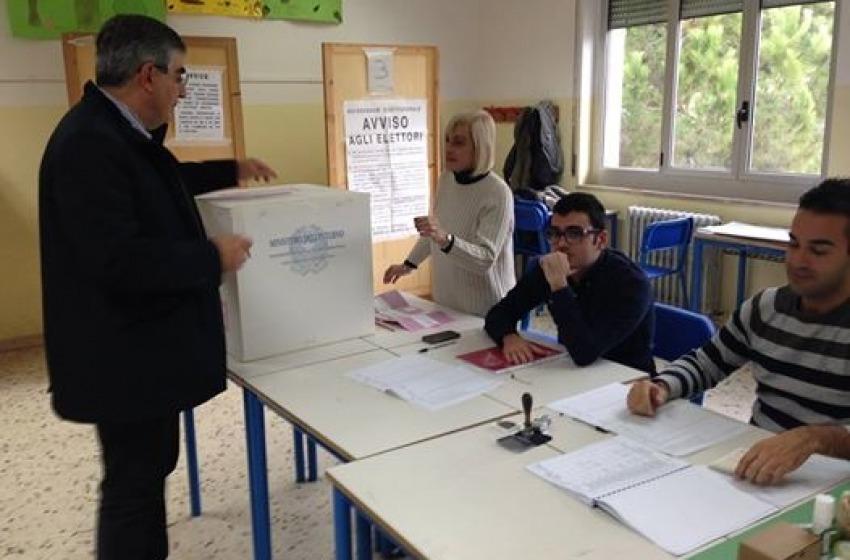 Dichiarazioni post-referendum del presidente D'Alfonso: si ricandida tra 29 mesi?