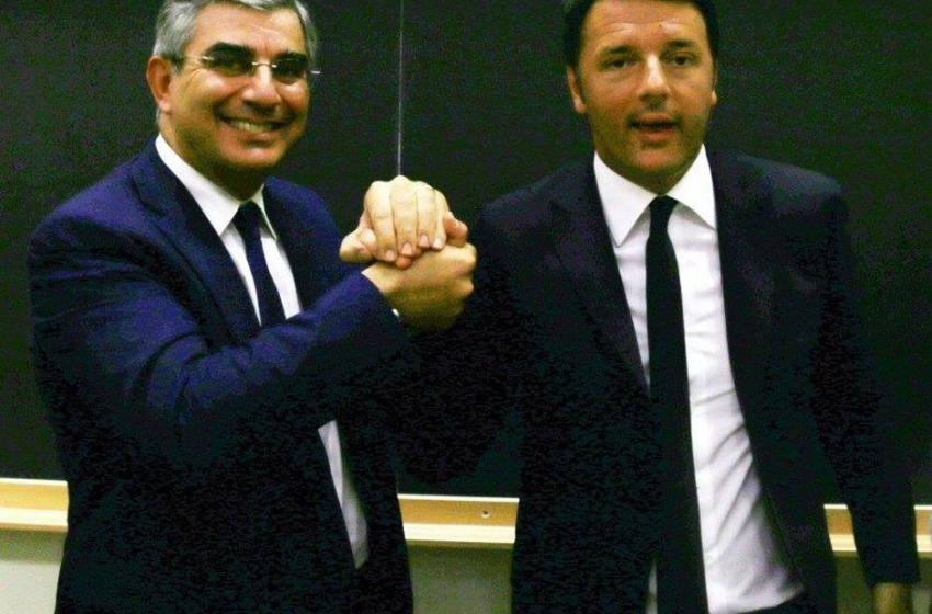 Il governatore D'Alfonso sta con l'ex premier Renzi. Ma gli altri Dem che faranno?