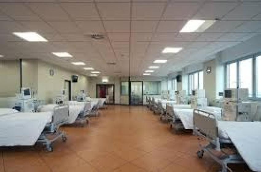 Ospedale di Chieti, trasferite le donne ricoverate nel corpo C