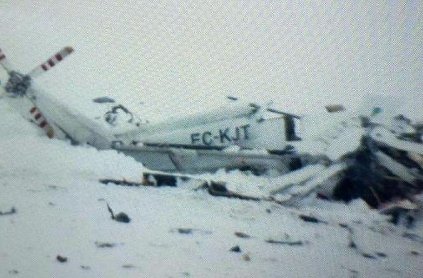 Mattarella a L'Aquila per rendere omaggio alle vittime dell'incidente dell'elicottero