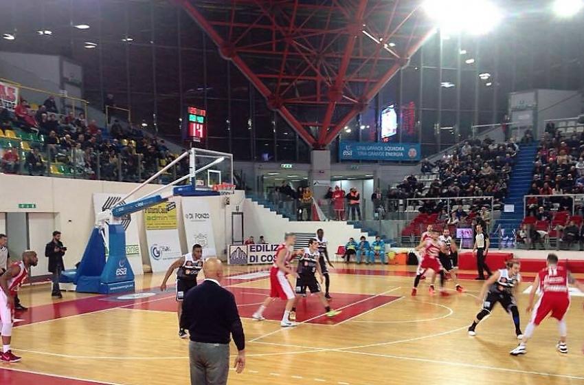 La Proger Chieti reagisce e lotta per la salvezza: battuta Udine 81-70