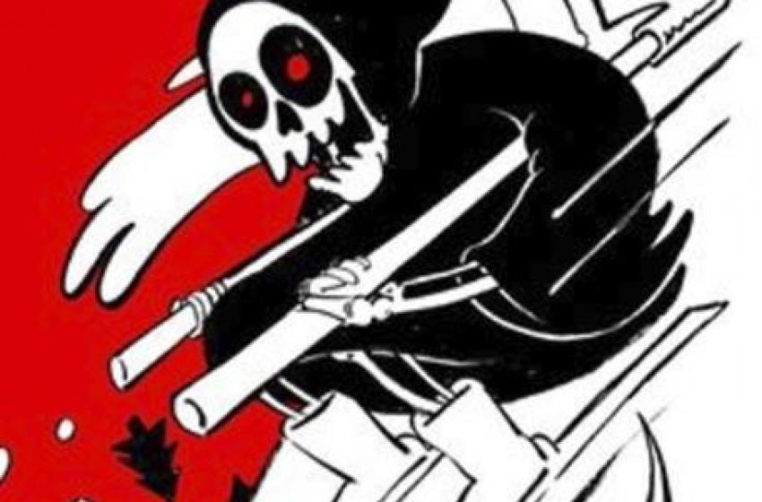 Farindola querela Charlie Hebdo per la vignetta sulla tragedia di Rigopiano