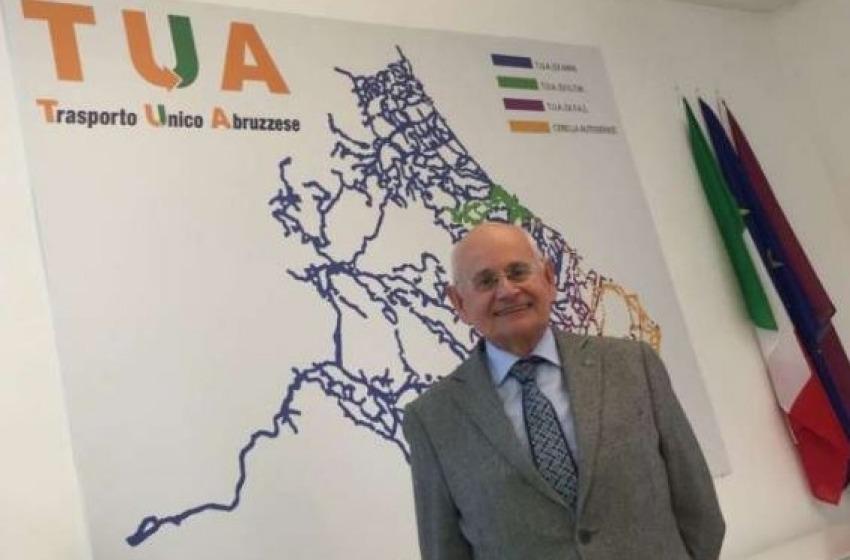 Tullio Tonelli è il nuovo presidente della società di trasporti Tua SPA