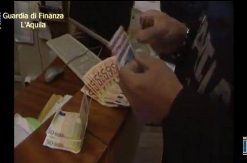 Usura nei confronti di un imprenditore, due arresti a Pescara e a Scafa