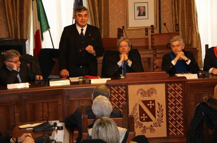 Il Governatore D'Alfonso chiede al Premier Gentiloni l'allargamento del cratere
