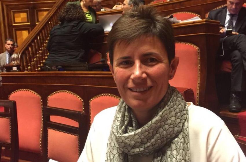 """Federica Chiavaroli: """"Delega D'Ignazio non ha valore politico. NCD all'opposizione"""""""