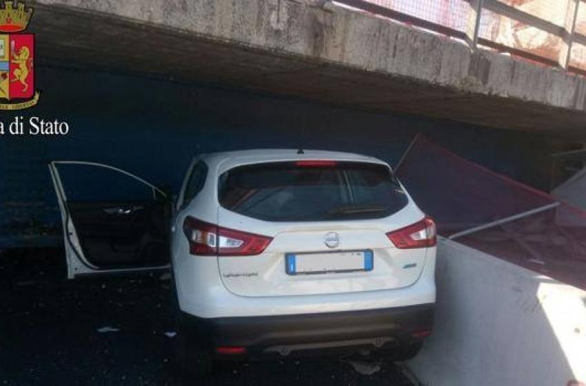 Vivevano in Abruzzo le vittime del ponte crollato sull'A14 tra Ancona Sud e Loreto