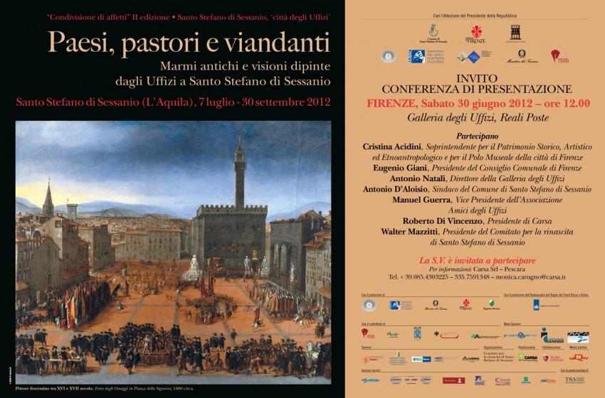 Dagli Uffizi a Santo Stefano