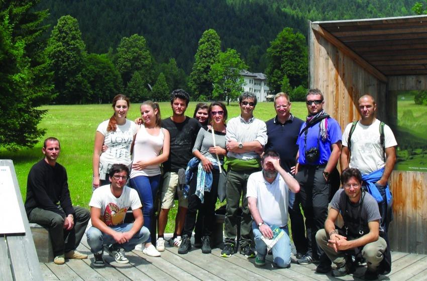 Geslopan ti porta in Trentino