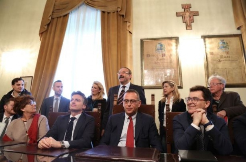 Pagnanelli (PD) entra nella 'Zagat Giunta'. A Presutti l'apprezzamento grato del sindaco