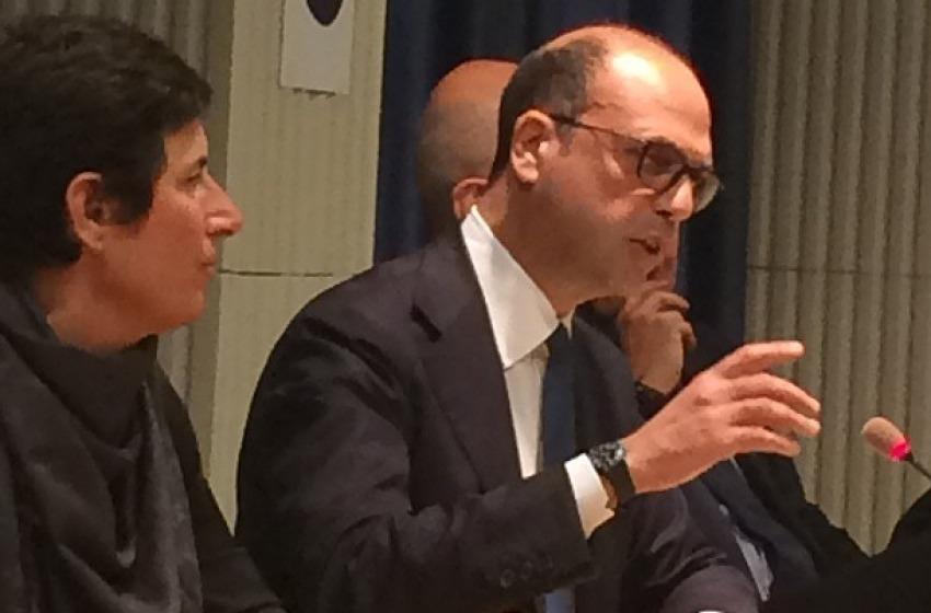 """Alfano sul 'sequestro' Del Grande: """"Gabriele sta bene, siamo in contatto con la Turchia"""""""