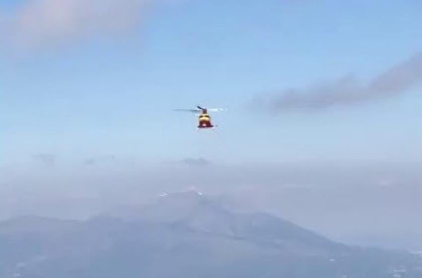 Tragedia sul Gran Sasso, morti due alpinisti sul versante teramano