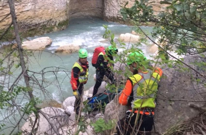Caramanico Terme: due persone sono morte nelle acque del fiume Orta