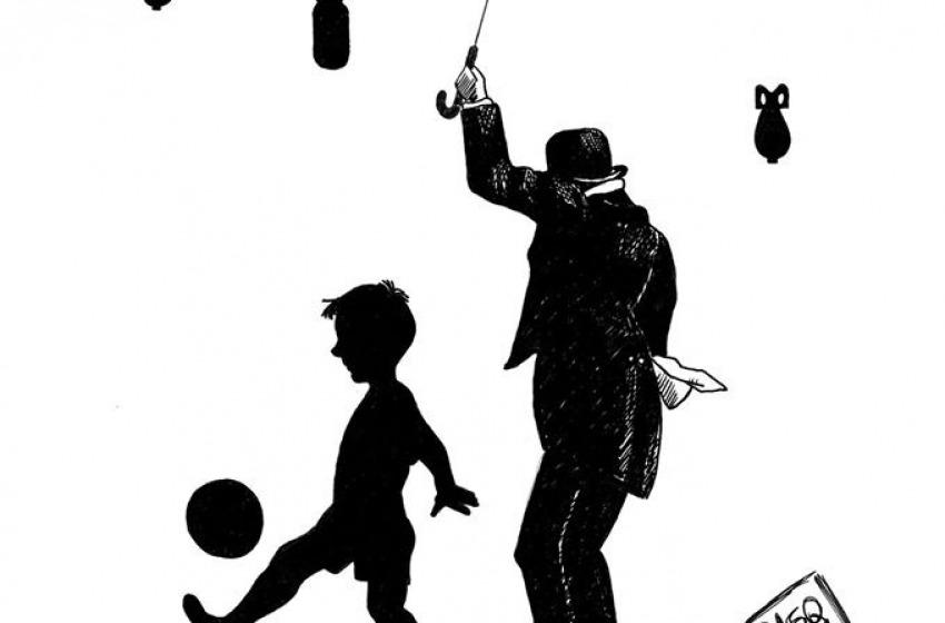 """Sbarca a Pescara la mostra itinerante """"Siria: storie di uomini, donne e bambini"""""""