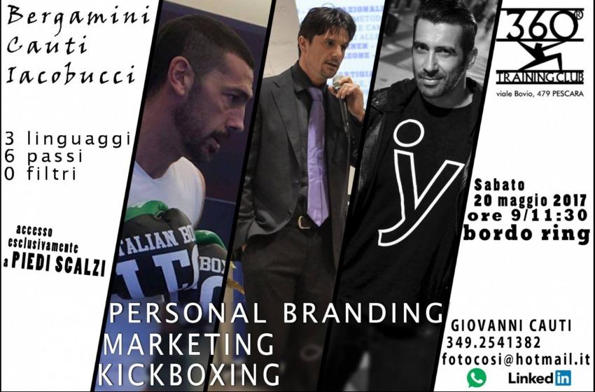 Kickboxing, aziende e scuola insieme per spiegare il Marketing