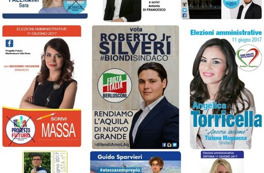 Forza Italia Giovani Abruzzo, ecco i candidati alle prossime elezioni amministrative