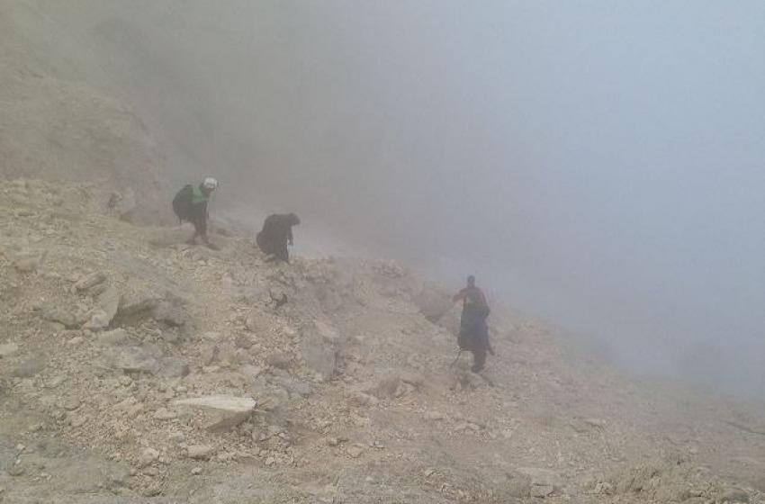 Monte Prena: escursionisti perdono il sentiero, recuperati in vetta