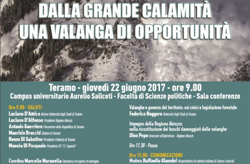 """Comitato Vittime Rigopiano contro Università di Teramo: """"Perchè tutto questo?"""""""