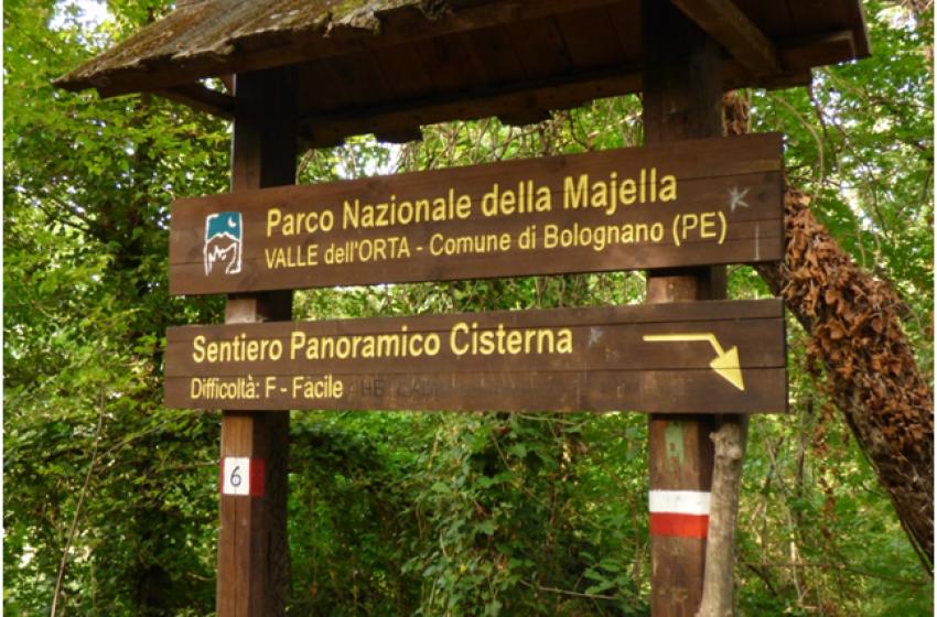"""Stop ai tuffi nella """"Cisterna"""" a Bolognano: 68 persone multate per deterioramento habitat"""