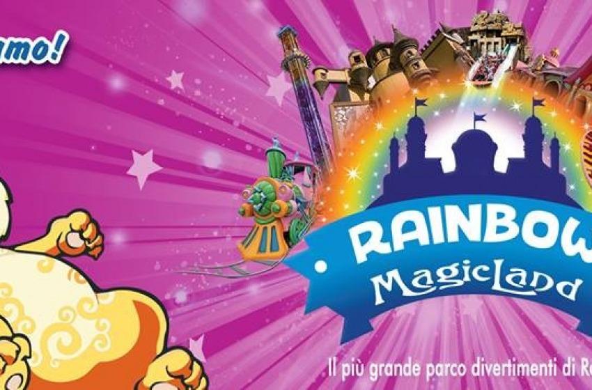 La magia del Rainbow MagicLand: attrazioni da non perdere e ticket d'ingresso