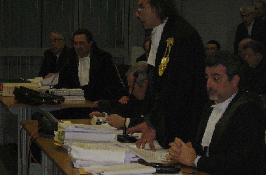 """""""Sanitopoli abruzzese"""", ex presidente Del Turco assolto dal reato associativo"""