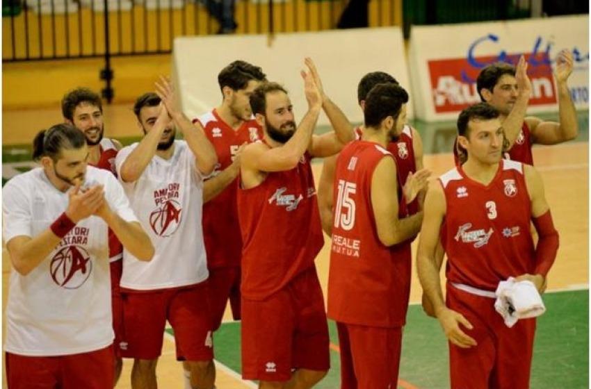 Amatori Basket, colpo grosso in terra marchigiana dei ragazzi di Stefano Raiola