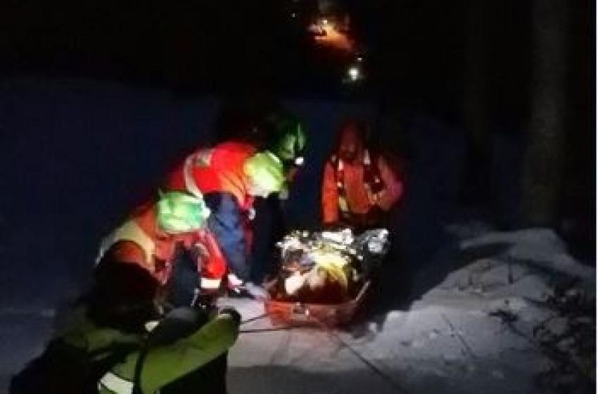 Tragico incidente sulla Majella: esperto scialpinista di 54 anni perde la vita