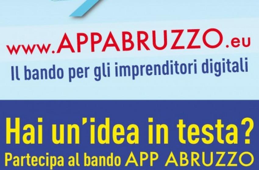 """Parte il Bando """"App Abruzzo"""" , un'opportunità per formare nuovi imprenditori"""